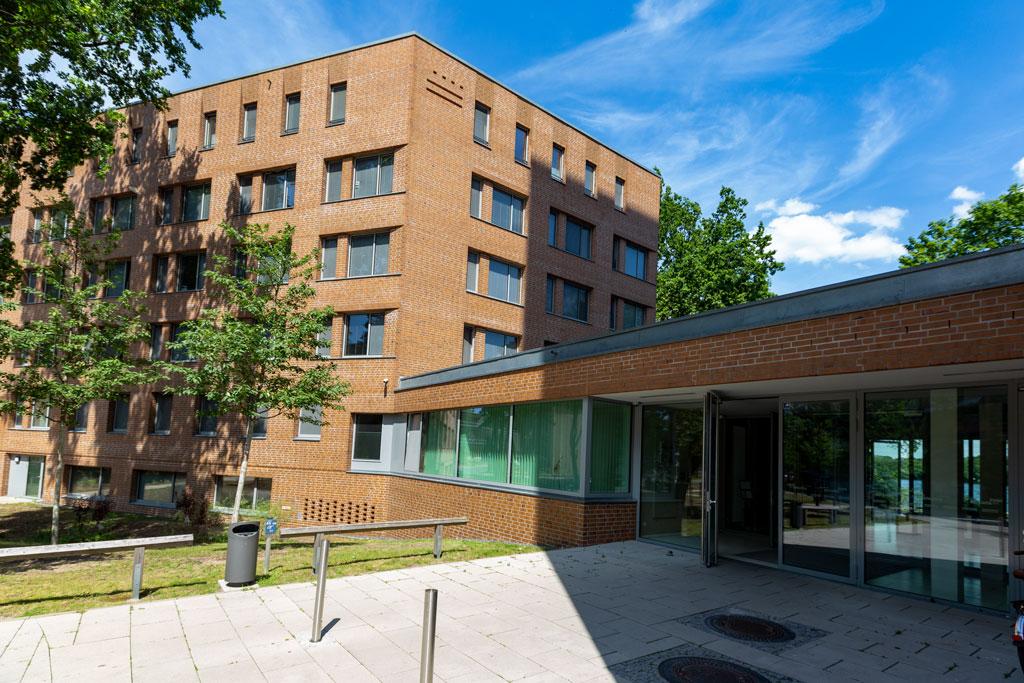 Internat - Haus der Athleten Potsdam