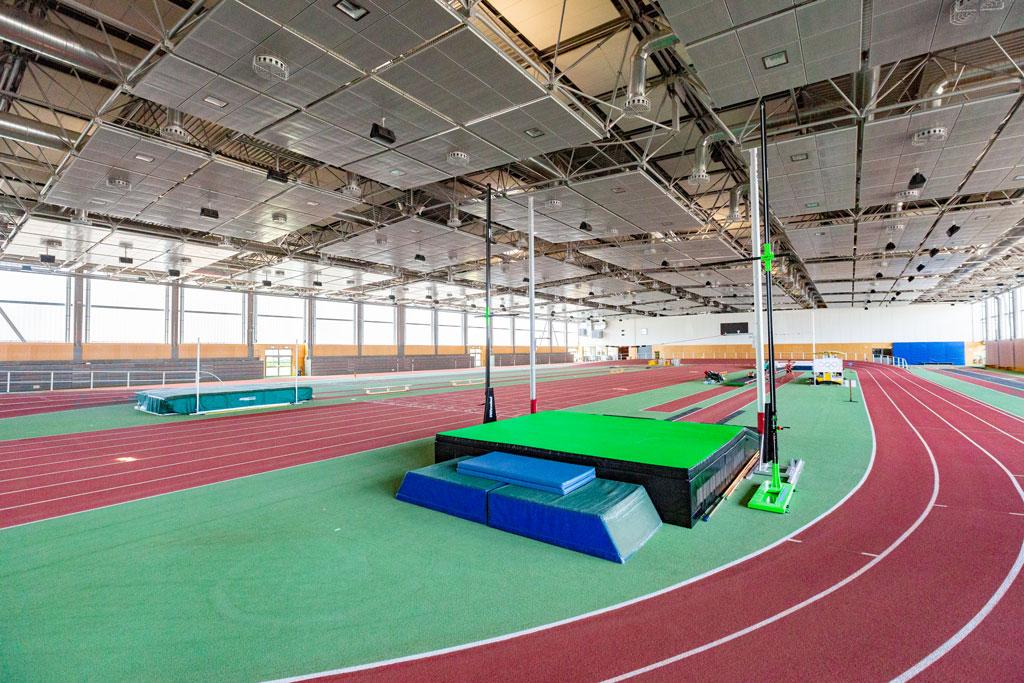 Mehrzweckhalle Potsdam Luftschiffhafen