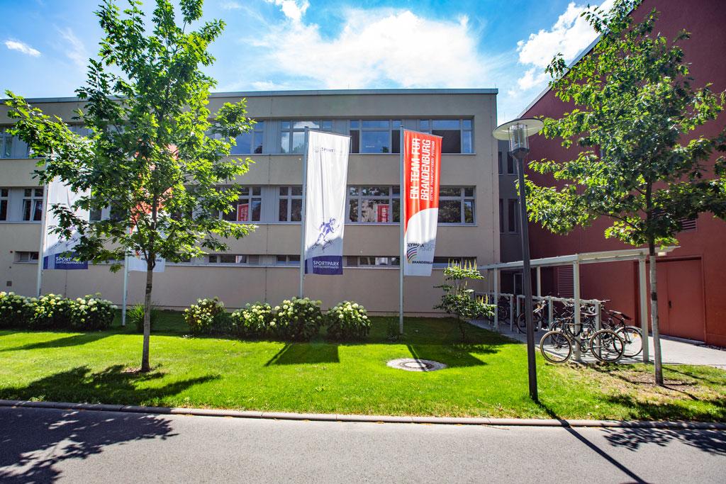 Olympiastützpunkt in Potsdam