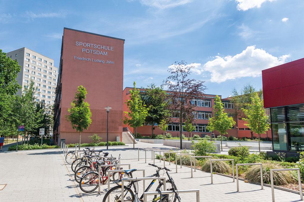 Sportschule Potsdam - Friedrich Ludwig Jahn