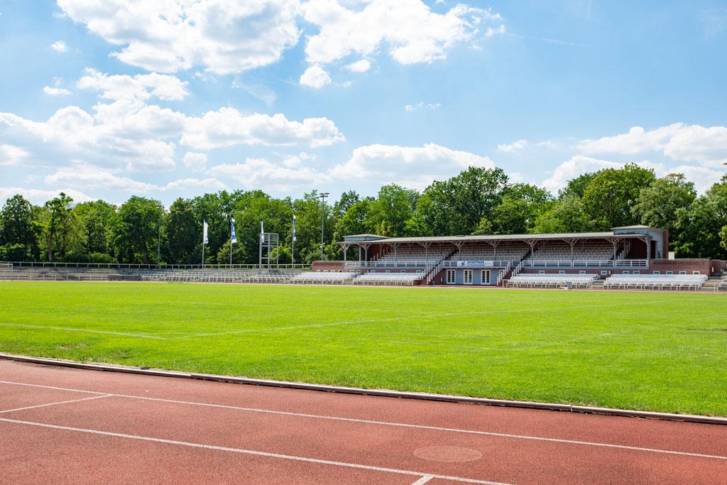 Stadion Luftschiffhafen