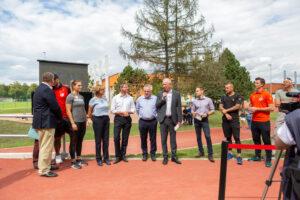 Bobsport Potsdam Eröffnung 2019