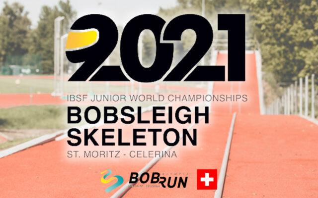 Junioren-Weltmeisterschaften 2021 in St. Moritz